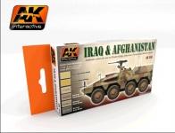 AK IRAQ & AFGHANISTAN #558