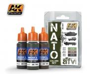 AK NATO COLOURS #AK4001