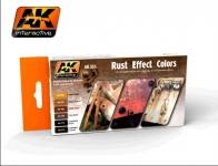 AK RUST EFFECT COLOURS #AK551