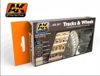 AK TRACKS & WHEELS #AK557