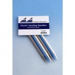ALBION ALOYS PLASTIC SANDING NEEDLES ASSORTED PACK #4444