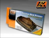 AK Red Primer Modulation Set #AL124