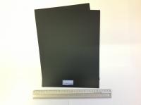 BLACK PLASTIC CARD 40/000