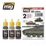 MIG-AMM0 IDF COLOURS #A-MIG7115