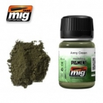 MIG AMMO ARMY GREEN PIGMENT #MIG-3019