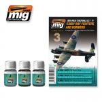 MIG-AMMO EARLY RAF WEATHERING SET #A-MIG7416