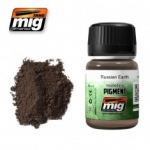 MIG AMMO RUSSIAN EARTH PIGMENT #MIG-3014