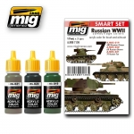 MIG-AMMO RUSSIAN WWII COLOURS #A-MIG7136