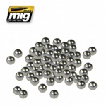 MIG AMMO STAINLESS STEEL PAINT MIXERS #MIG-8003