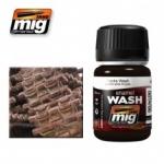 MIG AMMO TRACK WASH #MIG-1002