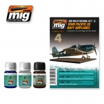 MIG-AMMO WWII PACIFIC US NAVY AIRCRAFT #A-MIG7417
