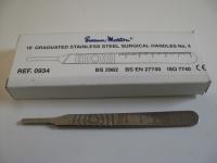 SWANN-NORTON No 4 HANDLE #0934