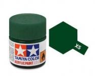 TAMIYA ACRLIC X-5 GREEN