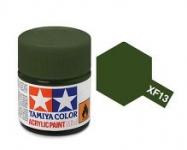 TAMIYA ACRYLIC XF-13 J.A. GREEN (1Oml)