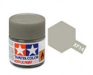 TAMIYA ACRYLIC XF-14 J.A.GREY (1Oml)