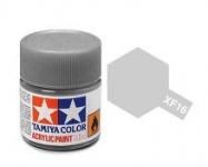 TAMIYA ACRYLIC XF-16 FLAT ALUMINIUM (1Oml)