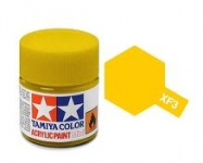 TAMIYA ACRYLIC XF-3 FLAT YELLOW (1Oml)