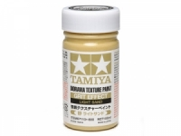 TAMIYA DIORAMA TEXTURE PAINT (LIGHT SAND)#87110