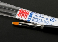TAMIYA MODELING BRUSH HF No2 FLAT #87047