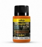 VAL73816        Vallejo Weathering Effects 40ml - Engine Grime