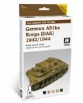 VALLEJO GERMAN AFRIKA KORPS 1942/1943 #78.410