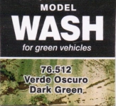 VALLEJO MODEL WASH