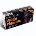 VALLEJO PIGMENTS SET 3