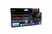 VALLEJO WOOD & LEATHER #70182