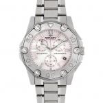 Rotary Aquaspeed Ladies White Case Watch