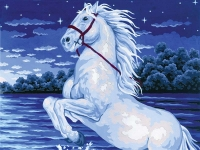 Grafitec Printed Tapestry/Needlepoint � Magical Horse