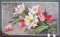 Id�na Long Stitch Kit - Tulips