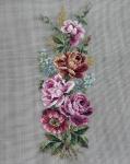 Jolles Tramme Tapestry/Needlepoint Kit � Rose Panel/Bellpull