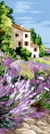Margot de Paris Tapestry/Needlepoint � Wild lavender