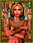 Royal Paris Tapestry � Egyptian Princess