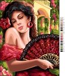 Royal Paris Tapestry � Spanish Lady