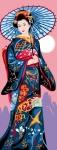 Royal Paris Tapestry/Needlepoint - Geisha Beauty