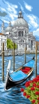 Royal Paris Tapestry/Needlepoint Canvas - Venice (Venise)