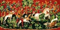 SEG de Paris Tapestry/Needlepoint � Hunting the Unicorn