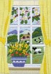 Spring Through the Window