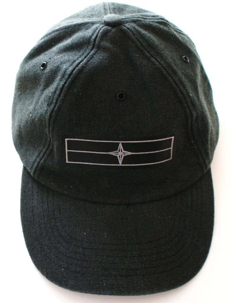 Stone Island Stone Island Black Baseball Cap 6215 99171 e6af67a956e9