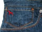 One True Saxon Classic Dog Jeans