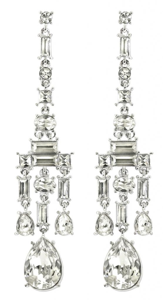 Chandelier Stud Earrings Crystal Crowns Regalia – Chandelier Crystal Earrings