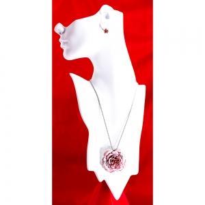 Rose Pendant (Large)