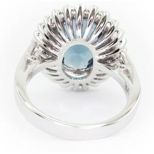 princess kate ring silver toned crowns regalia ring