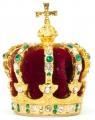 Crown of Wurttemberg German Miniature Crown Jewels