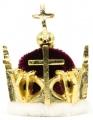 1969 Prince of Wales Miniature Crown British Crown Jewels