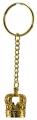 Coronation Souvenir Key Chain - St Edward's Crown