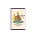 Diamond Jubilee Coat of Arms Jigsaw Magnet