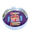 Diamond Jubilee Official Logo Glass Paperweight