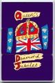 Diamond Jubilee Official Logo Jigsaw Magnet